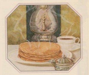 Steamy Pancakes