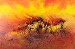2Fire_Horses.by Maria Spencer