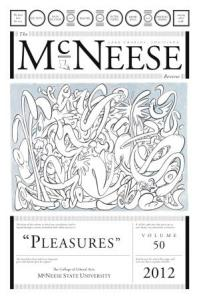 McNeese Review Cover