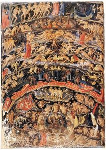 426px-Bartolomeo_Di_Fruosino_-_Inferno,_from_the_Divine_Comedy_by_Dante_(Folio_1v)_-_WGA01339