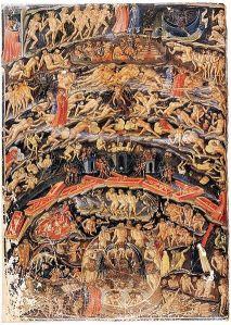 426px-Bartolomeo_Di_Fruosino_-_Inferno,_from_the_Divine_Comedy_by_Dante_(Folio_1v)_-_WGA01339