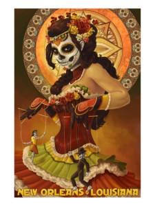 lantern-press-dia-de-los-muertos-marionettes-new-orleans-louisiana