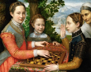 The Chess Game (1555)