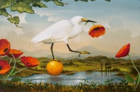 painting by Kevin Sloan