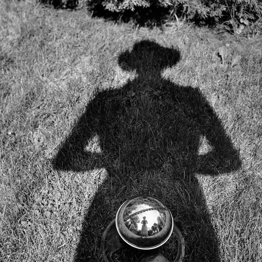 Self Portrait, Undated by Vivian Maier
