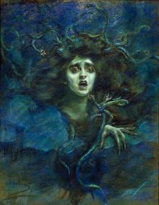 Alice Pike Barney, 1892