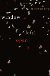 WINDOW LEFT OPEN by